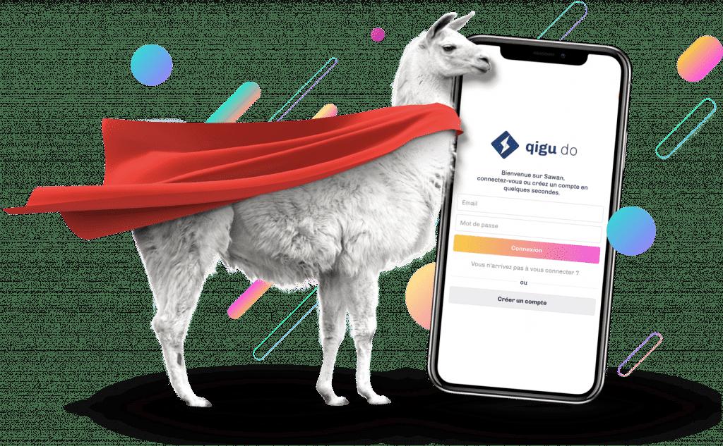 Qigu Do smartphone app