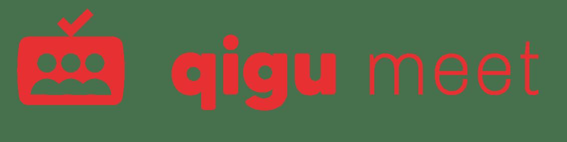 Qigu Meet logo