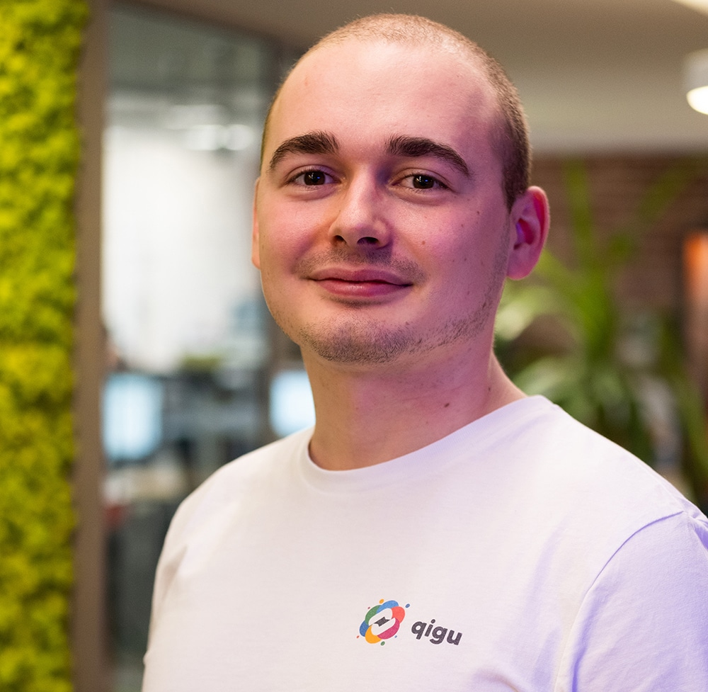 Qigu - Alexandre Studle - CEO